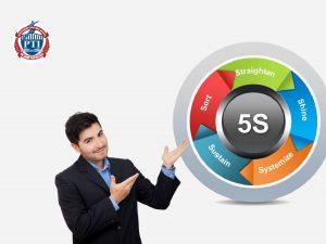 KAizen 5s trường doanh nhân PTI