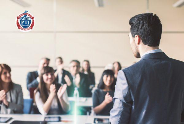 Khóa học kỹ năng thuyết trình trường doanh nhân PTI