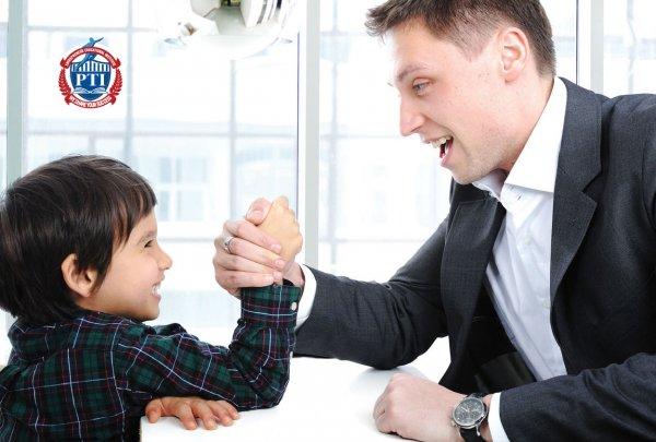 phương pháp dạy con cho nhà quản lý trường doanh nhân PTI